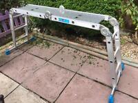 3.3 Meter combination multi-use ladder