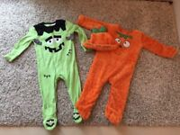 Halloween outfit x2 (aged 3-6months)