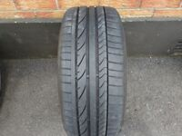 "225/40/18"" Bridgestone 5.25mm Part Worn Tyre"