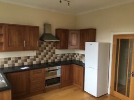 Large one bedroom flat for rent