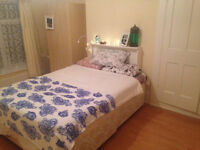 Beautiful, large and bright double room