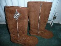 Women's boots 3 pairs