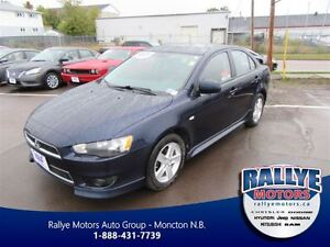 2014 Mitsubishi Lancer SE LTD! Sunroof! Heated! Alloy! ONLY 49K!