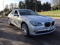 61 BMW 7 Series *LOW Mileage* LUXURY 730d SE Nav Auto / M Sport