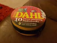 Roald Dahl: 10 Phizz-whizzing Audiobooks, 29 CD Collection [Audio CD]