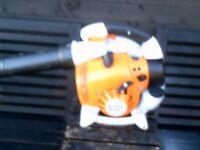bg 86c stihl hand held petrol leaf blower 2016 model