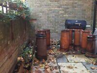 Chimney Pots Various