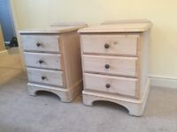 Ducal bedside drawers