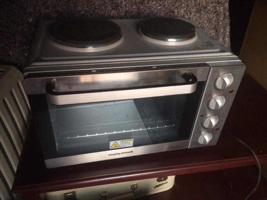 Murphy Richards Mini Oven with Hob