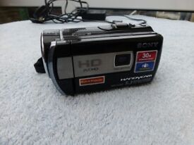sony HDR-PJ200 camcorder
