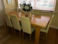 Bespoke Dining room Table