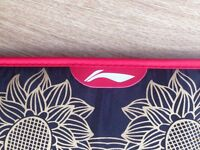 Li-ning badminton racket cover - brand new