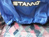 Riada Soccer School (M) and Ballymoney United FC (M) jackets