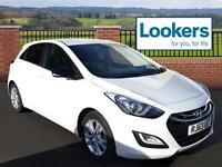 Hyundai i30 SE (white) 2013-12-31