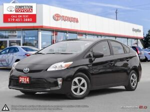 2014 Toyota Prius Toyota Certified, One Owner, No Accidents,...