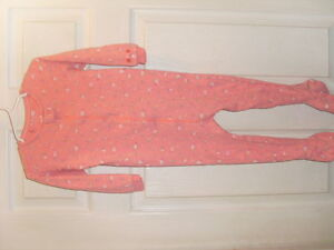 Footed Pajamas(cotton) - The Children's Place size 3T