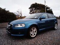 Audi A3 1.9 diesel (blue) FOR SALE