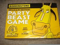 boddingtons party beast game