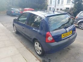 Renault Clio 2004 1.2 16V TWO FEMALE OWNERS