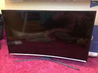 Samsung tv - 40 inch curve tv Model - UE40J6300AKXXU