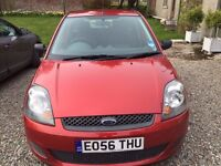 2006 Ford Fiesta Style 1.24 Petrol 5Dr