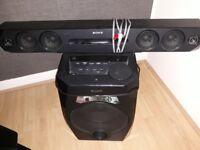 Sony music box