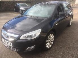 2010 60 Vauxhall astra 1.6 exclusive (ESTATE CAR)