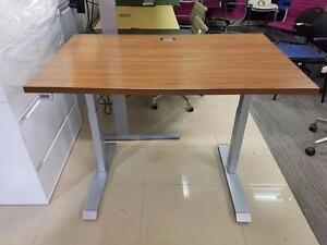 Allsteel Height Adjustable Tables