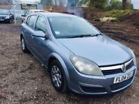 2004 Vauxhall Astra 1.4 **2 F Keepers**Full Service History**MOT 21/07/18**Warranted Miles