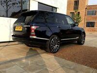 2014 │Land Rover Range Rover 4.4 SD V8 Autobiography │FULL MAIN DEALER SERVICE HISTORY │WARRANTY