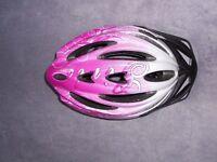 Childs / Girls Cycle helmet.