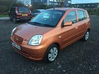 KIA PICANTO 1.1 2005 AUTOMATIC LONG MOT DRIVES PERFECT