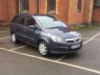 2007 Vauxhall Zafira 1.8 Auto 80k FSH