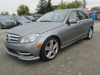 2011 Mercedes-Benz C-Class C300 4MATIC**ACCIDENT FREE**3 YEARS W