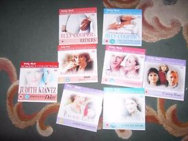 "7 new DVDs in the Daily Mail"" Romance"" collection as follows-:"
