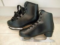 Girls ice skates size 3 from No Fear