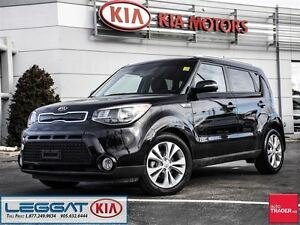2015 Kia Soul EX - No Accident, One Owner, Heated Seats, Alloy W