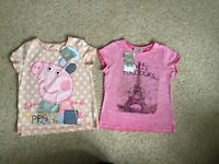 Next t shirts brand new with tags 3-4 years