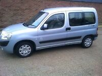 2005 Peugeot Partner Combi 1.9 Diesel With Long MOT PX Welcome