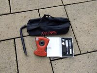 ALKO Secure Anti Theft Device for Caravan