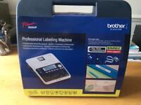 Brand new labelling machine