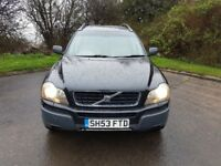 Volvo xc90 d5 se new tyres new steering rack good condition all leather heated electric seats
