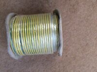 Yellow Green earth cable 6491X 10mm² Single core 50 metres