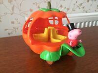 Peppa Pig George's Pumpkin Carriage