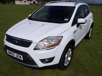 FORD KUGA 2.0 TDCI ZETEC 4X4 5 DOOR IMACULATE