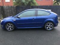 07 Ford Focus st 2 - 225 bhp - recent cambelt and service - px gti cupra fr bmw type r cooper s px
