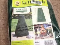 Chiminea cover brand new