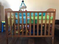 Mothercare Darlington Baby Cot