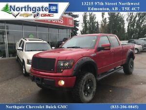 2012 Ford F-150 FX4 Lifted Low Km Finance Available