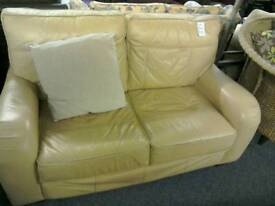 Sofa & two arm chairs #30468 £199